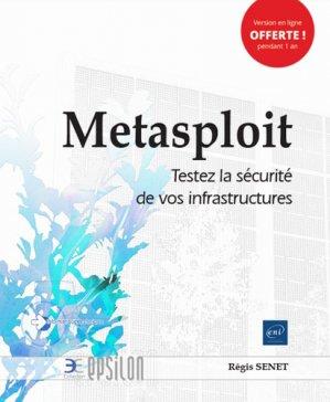 Metasploit - eni - 9782409020544 -