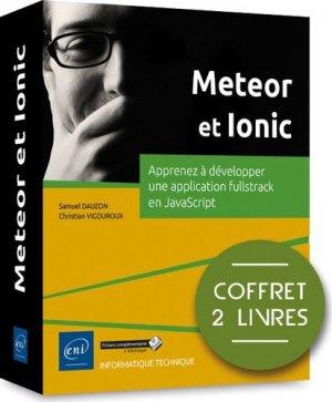 Meteor et Ionic - eni - 9782409022845 -