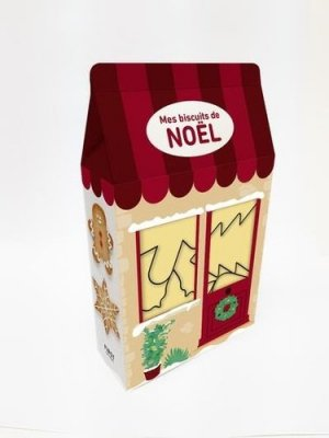 Mes biscuits Noël - First - 9782412049174 -