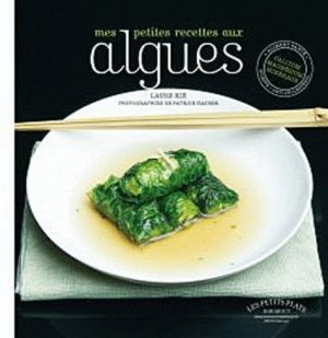 Mes petites recettes aux algues - Marabout - 9782501065603 -
