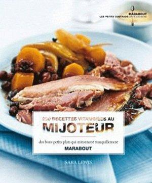 Mes recettes au mijoteur - Marabout - 9782501065740 -