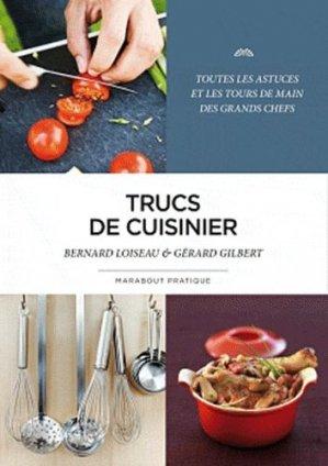 Mes trucs de cuisinier - Marabout - 9782501066242 -