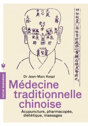 Médecine traditionnelle chinoise - marabout - 9782501084789 -