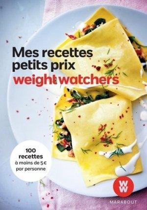 Mes recettes petit prix Weight Watchers - Marabout - 9782501114936 -