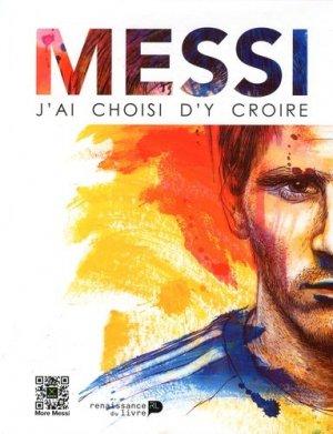 Messi - La Renaissance du livre - 9782507052447 -