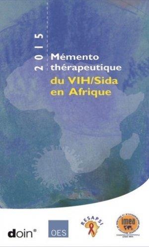 Mémento thérapeutique du VIH/SIDA en Afrique 2017 - doin - 9782704014330 -