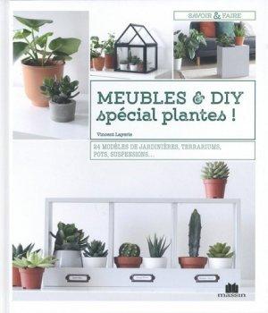 Meubles et DIY spécial plantes ! - Massin - 9782707211347 -