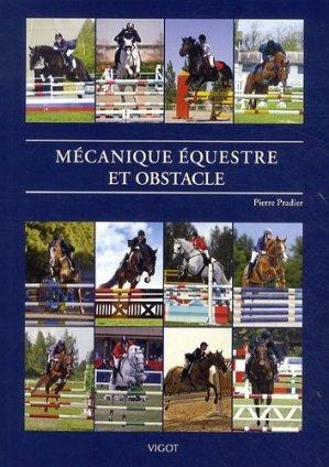 Mécanique équestre et obstacle - vigot - 9782711423149 -