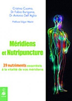 Méridiens et nutripuncture - dauphin - 9782716314220