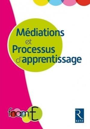 Médiation et processus d'apprentissage - Retz - 9782725636665 -