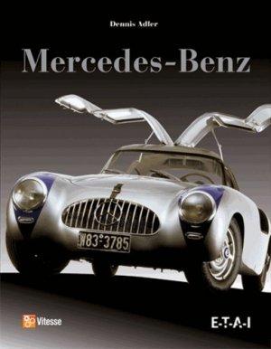 Mercedes-Benz - etai - editions techniques pour l'automobile et l'industrie - 9782726897416 -
