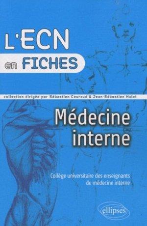 Médecine interne - ellipses - 9782729860417 -