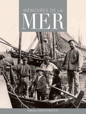 Mémoires de la mer - Ouest-France - 9782737367182 -