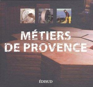 Métiers de Provence - Edisud - 9782744907760 -