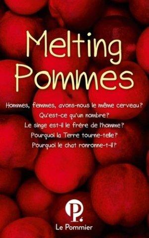 Melting pommes - Le Pommier - 9782746518490