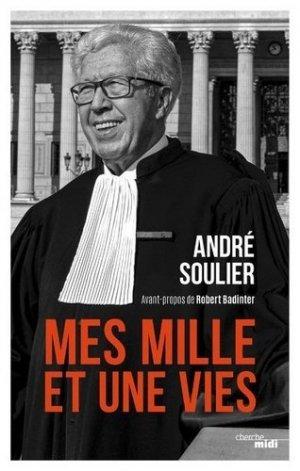 Mes 1001 vies - Le Cherche Midi - 9782749167510 -