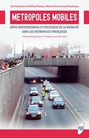 Métropoles mobiles - presses universitaires de rennes - 9782753581487 -