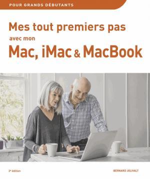 Mes tout premiers pas avec Mon Mac, iMac & MacBook - first - 9782754087445 -
