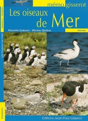 Mémo les oiseaux de mer - gisserot - 9782755802498 -