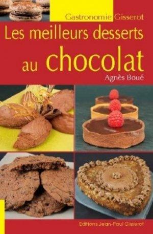 Meilleurs desserts au chocolat - gisserot - 9782755807059 -