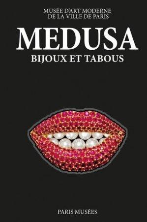 Medusa - Bijoux et tabous - paris musées - 9782759603473 -