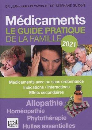 Medicaments Le Guide Pratique De La Famille Jean Louis Peytavin