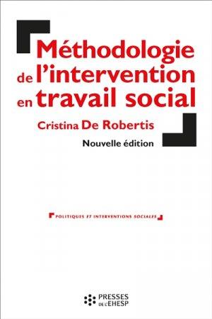 Méthodologie de l'intervention en travail social : l'aide à la personne - presses de l'ehesp - 9782810906840 -