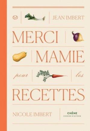Merci Mamie pour les recettes - du chene - 9782812303654 -