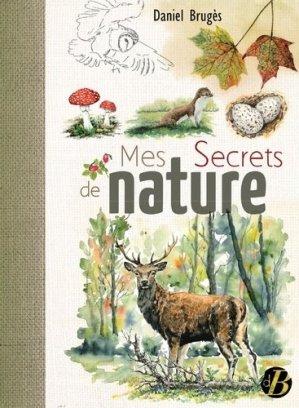 Mes secrets de nature - de borée - 9782812923623 -