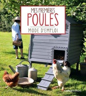 Mes premières poules - rustica - 9782815302975