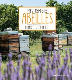 Mes premières abeilles - rustica - 9782815303255 -