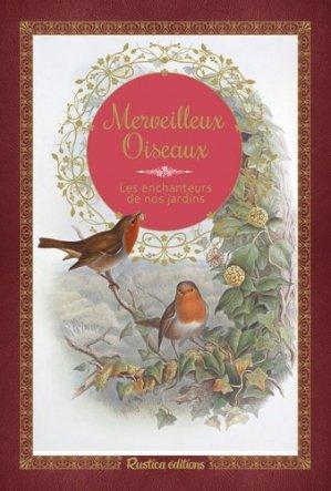 Merveilleux oiseaux - rustica - 9782815310499 -