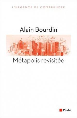 Metapolis revisitée - l'aube - 9782815909488 -