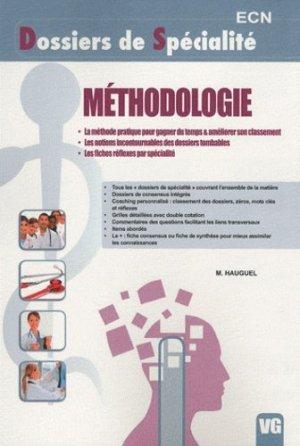 Méthodologie - vernazobres grego - 9782818302033 -