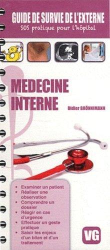 Médecine interne - vernazobres grego - 9782818305485 -