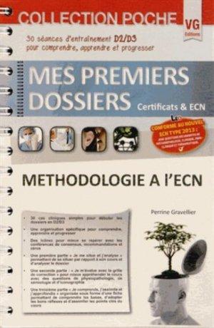 Méthodologie à l'ECN - vernazobres grego - 9782818309261 -