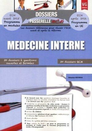 Medecine interne - vernazobres grego - 9782818313534 -