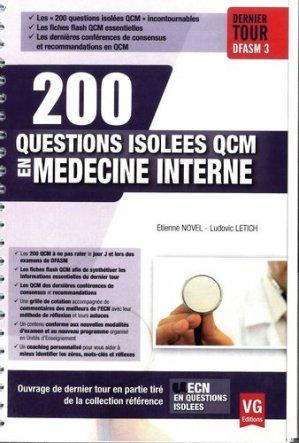 Médecine interne - vernazobres grego - 9782818313879 -