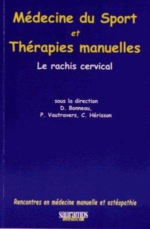 Médecine du sport et thérapies manuelles-sauramps medical-9782840238744