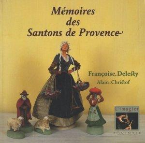 Mémoires des santons de Provence. 3e édition - equinoxe - 9782841351459 -