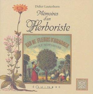 Mémoires d'un herboriste - equinoxe - 9782841354238