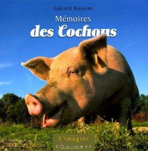 Mémoires des cochons - equinoxe - 9782841355006 -