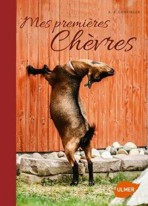 Mes premières chèvres - ulmer - 9782841387304 -