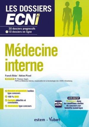 Médecine interne - estem / vuibert - 9782843718816 -