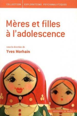 Mères et filles à l'adolescence - in press  - 9782848352770 -