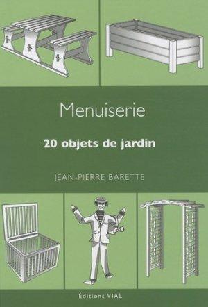 Menuiserie - vial - 9782851011442 -