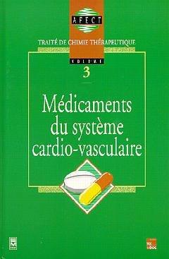 Médicaments du système cardio-vasculaire - tec et doc / em inter - 9782852067622 -