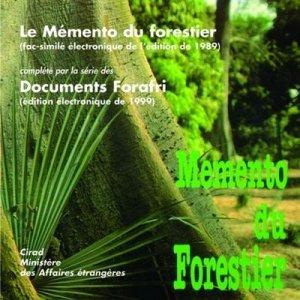 Mémento du forestier - cirad / ministère des affaires étrangères - 9782876145733 -