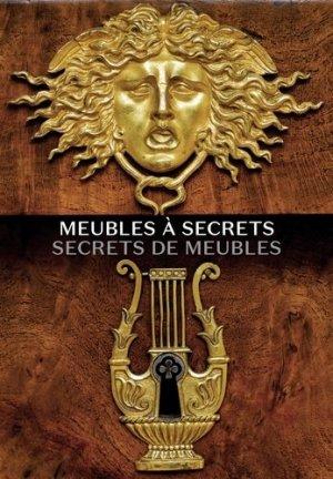 Meubles à secrets, secrets de meubles - faton - 9782878442564 -