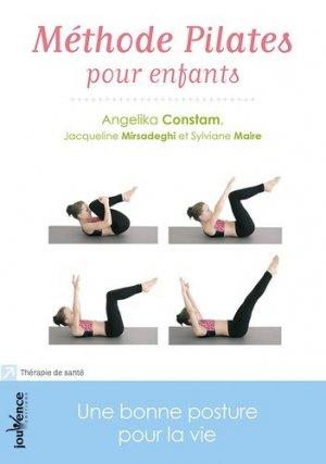 Méthode pilates pour enfants - jouvence - 9782889112722 -